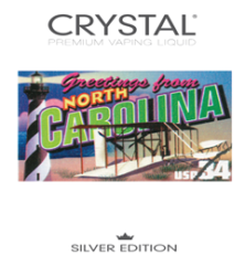 E-juice Carolina Original – Crystal