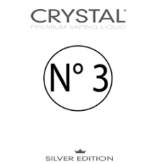 E-juice No 3 Tobacco – Crystal