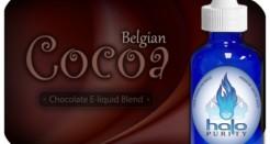 E-juice Belgian Cocoa – Halo