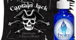 E-juice Captain Jack – Halo