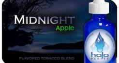 E-juice Midnight Apple – Halo