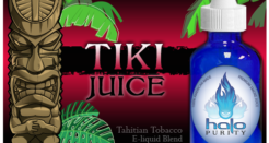 E-juice Tiki Juice – Halo